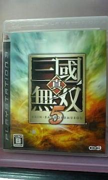 PS3真三國無双5
