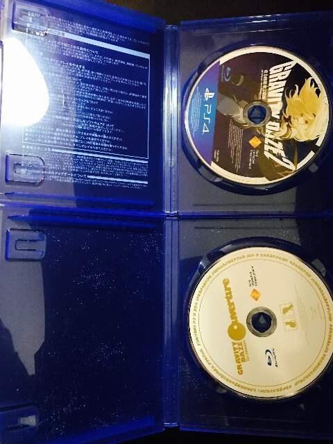 グラビティデイズ2 重力的眩暈完結編 初回限定版 美品 PS4 < ゲーム本体/ソフトの