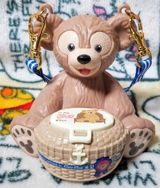 TDS☆ダッフィー【ミニスナックケース】販売終了品★レア  < おもちゃの