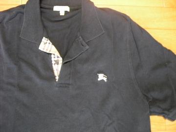 正規品 BURBERRY バーバリー ロンドン ポロシャツ XL