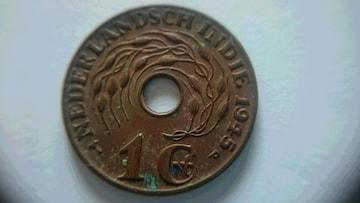 オランダ領インド 1945年