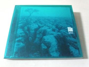 Blu:e CD「SINCE」Blue ブルー 初回盤 廃盤●