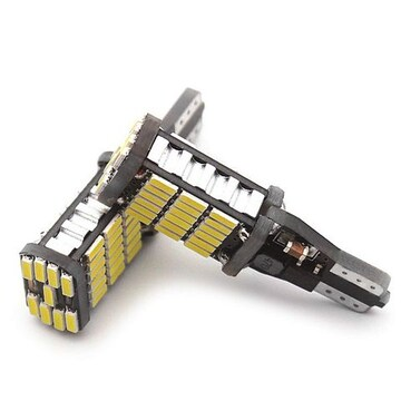 T16 T15  LED バックランプ 爆光 キャンセラー内蔵45連