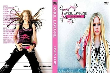 AVRIL LAVIGNE LIVE&CLIP アヴリルラヴィーン プロモ PVMV