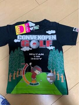 新品!コンベックス!ゴルファーTシャツ!80センチ