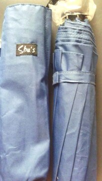 シューズセレクション、折り畳み傘新品タグ付き 4