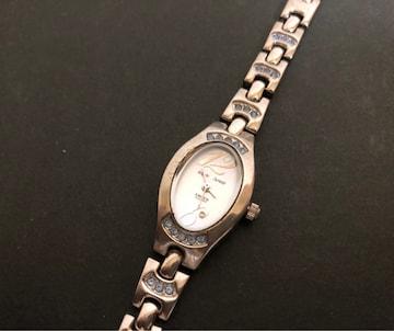 1スタ☆ Angelo jurietti ナチュラル ダイアモンド 腕時計