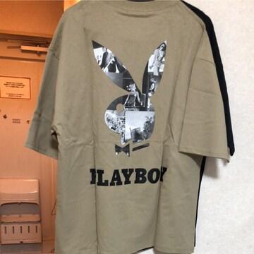 プレイボーイTシャツ半袖