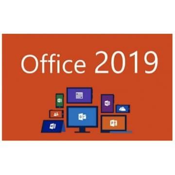 Microsoft Office 2019 Word Excel PowerPoint Windows&Mac対応