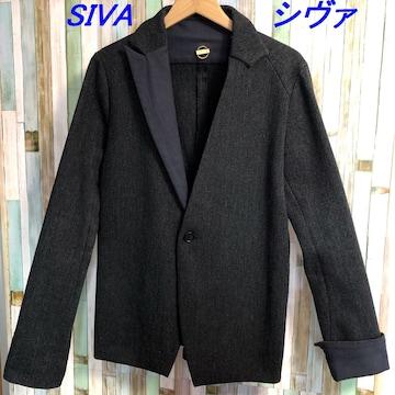 SIVA シヴァ ウールデザインテーラードジャケット