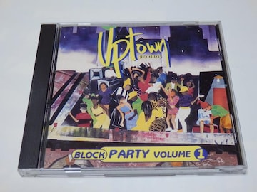 Block Party/Uptown's Block Party 1  [Import]