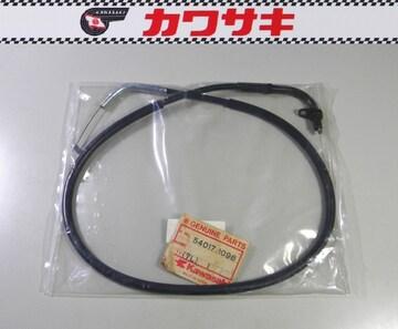 カワサキ エリミネーター 250 スターター・ケーブル 絶版新品