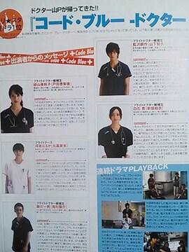 山下智久★2009年1/19号★オリ☆スタ