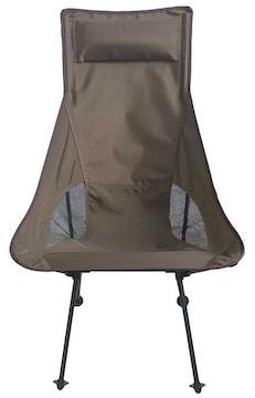アウトドア チェキャンプ椅子 耐過重120kg 軽量 1.1kg