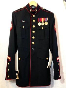 USMC■サービスコート■サージェント■USA製■アメリカ海兵隊