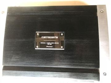 カロッツェリア carrozzeria PRS-A900 100W×4ch パワーアンプ