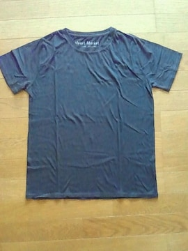 HEARTMARKET ハートマーケット クルーネック半袖Tシャツ 紺