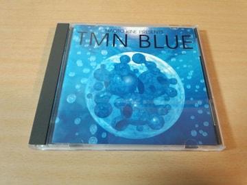 TM NETWORK CD「TMN BLUE木根尚登プレゼンツ」小室哲哉●