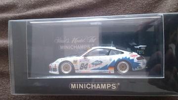 ミニチャンプス  ポルシェ911 GT3  RS   T2M