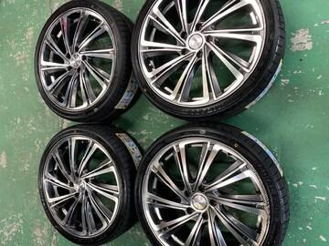 6081268)激安ロクサ-ニテンペストタ-ビンミニバン新品タイヤ付225/35ZR19送料無料