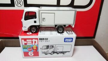 ★赤箱トミカ6★いすゞ エルフ★
