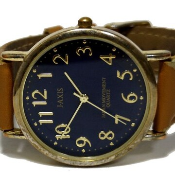 【980円〜】J-axis【日本製ムーブメント】メンズ腕時計