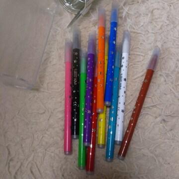 BiC カラーペン 11本