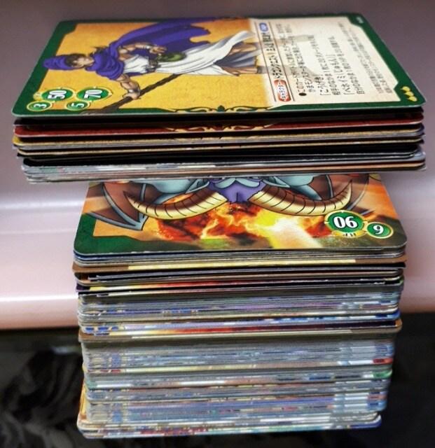 ドラゴンクエストカード130枚詰め合わせ福袋